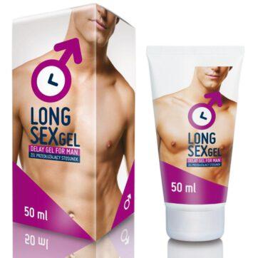 Long Sex Gel