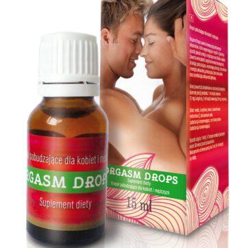 Orgasm Drops 15 ml