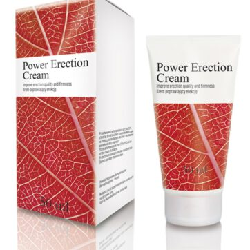 Power erection cream 50 ml