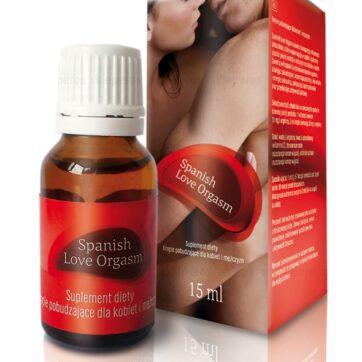 Spanish Love Orgasm 15 ml