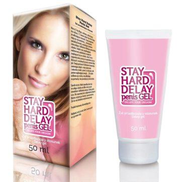 Stay Hard Delay Penis Gel 50 ml
